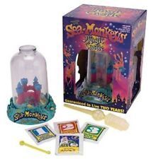 The Original Amazing Live Sea Monkeys Magic Castle Zoo Marine Aquarium 23230
