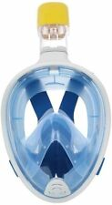 Snorkel Mask Full Face 180 Degree Vision Full Dry Free Breathing Mask