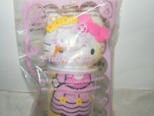 2007 McDonalds Hello Kitty Sticker Kit Toy #3 in Series New in Package