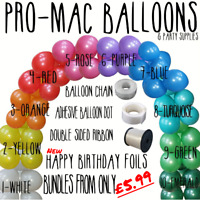 Balloon Arch Kit Rainbow Balloons Garland Birthday Wedding Party Baby Shower