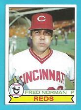 1979 Topps #47 Fred Norman Cincinnati Reds