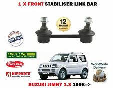 FOR SUZUKI JIMNY 1.3i JLX 1998 > 2005  NEW 1 X FRONT STABILISER LINK SWAY BAR OE