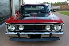 FORD XW FRONT END KIT-FRONT SPOILER-DRIVING LIGHTS-GRILLE BADGE-OVERRRIDERS