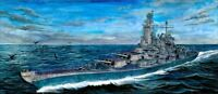 1/700 Blue Ridge Models USS Louisiana BB-71 Montana Class Battleship