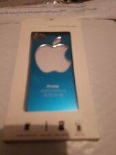 Blue/Turquoise Hard Shell case for iPhone 4 & 4S [New]