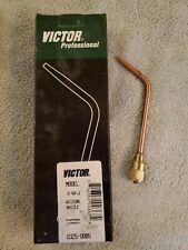 Victor Model 2 W J 0325 0085 Weld Nozzle Qty1