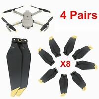4 Pair Quick Release Propeller 8331 for DJI Mavic Pro PLATINUM Drone Low Noise