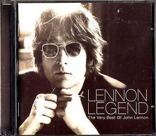 JOHN LENNON- Legend, The Very Best of CD (1997 Greatest Hits) Imagine, Beatles
