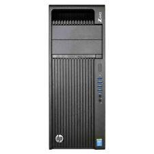 HP Z440 CAD PC 14-Core E5-2695v3 3.3GHz 32GB Quadro K600 256GB NVME SSDWIN10PRO
