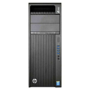 HP Z440 CAD PC 14-Core E5-2695v3 3.3GHz 32GB Quadro K600 250GB NVME SSDWIN10PRO