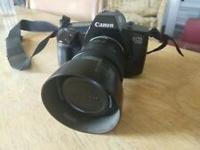 Canon EOS 650 film camera with 35-105mm lens