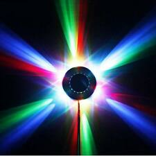 8W LED RGB Licht Effekt Car Sunflower ROTIEREND Party Stage Club KTV Disco