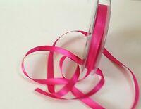 "Christening Ribbon Pink /"" FOR YOUR CHRISTENING /"" 15mm Width Berisfords Taffeta"