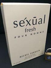 Michel Germain Sexual Fresh EDT Spray 75ml/2.5oz