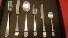 Mepra Natura Ice Cutlery Set 36 Pieces Made From Stainless Steel in Italy