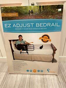 EZ Adjust Bed Rail For  Adults Seniors Hospital Side Medical