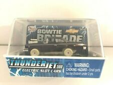 Johnny Lightning Thunder Jet 500 Ho Slot Car - '62 Chevy Bel Air-White Tires