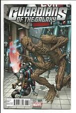 GUARDIANS OF THE GALAXY # 27 (NYC GROOT VARIANT, JULY 2015), NM NEW