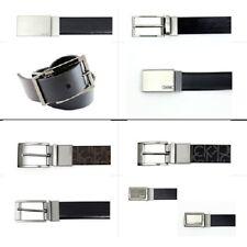Calvin Klein men's leather belts assortment 12pcs. [CK12BELTS]