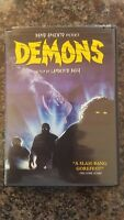 Demons Anamorphic, Dolby, Subtitled, Widescreen