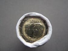 1 Rolle 25 x 2 Euro Gedenkmünzen  Luxemburg 2011 50 Jahre Prinz Jean bfr.