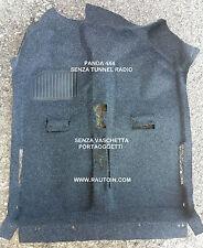 FIAT PANDA 4X4 TAPPETO INTERNO SENZA VASCHETTA SENZA TUNNEL RADIO