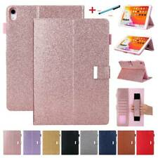 "Smart Leather Hand Strap Case Cover For iPad 9.7"" 10.2"" 5//6/7th Gen Pro 11 Mini"