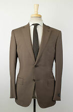 NWT ERMENEGILDO ZEGNA 'Trofeo Comfort' Wool 2 Button Suit 56/46 R Drop 7 $3095