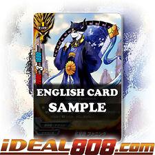 Buddyfight x 4 Famed Military Deviser, Fanning [X-BT01A-CP01/0031EN R] English M