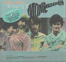 The Monkees Then & Now. . . The Best Of The Monkees Vinyl Record Album VG+ Vinyl