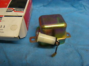 Fits Subaru Voltage Regulator GL Wagon Brat 1600 12322391 1977 78 79 80 81