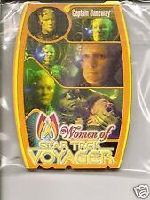 Star Trek Woman of Voyager M1 - M9 card set