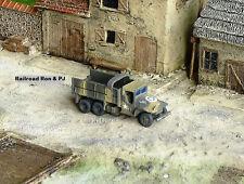 "1:144  US ARMY   WW II 6X6 2-1/2 TON HEAVY  TRUCK  ""N"""