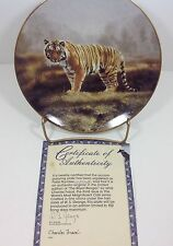 World's Most Magnificient Cats The Royal Bengal Bradford Exchange Plate #3