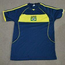 Brazil Judo Jersey Shirt Medium MMA Martial Arts Brasil