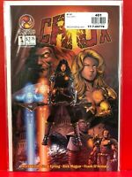Crux #1 (2001) CrossGen Comics