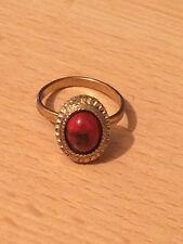 Vintage  stamped SARAH COV goldplated  adjustable ring. please see pictures.