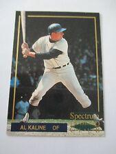 Al Kaline PROMO Card 1993 Spectrum - Win 5+ single cards/weekend, S&H FREE!!!