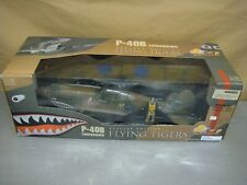 P-40 WARHAWK FLYING TIGER AVG 1/18 SPECIAL EDITION ULTIMATE SOLDIER AIRCRAFT