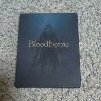 PS4 Bloodborne First Press Limited Edition w/ Special Art Book Japan