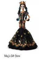 New Barbie Dia De Muertos Doll 2019 Day of The Dead Barbie & Shipper Box VHTF
