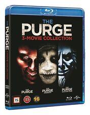 The Purge 1-3 Box Blu Ray (Region Free)