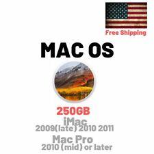 "250GB Hard Drive 3.5"" Preloaded High Sierra El Capitan For iMac Mac Pro Desktop"