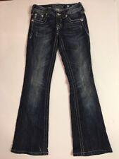 Women Miss Me Embellished JE5168R Boot Denim Jeans Size 25 Distressed Destroyed
