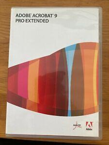 Adobe Acrobat 9 Pro (Retail (License + Media)) (1 User/s) - Full Version for Win