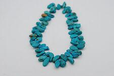 75 grams Irregular Shape Stabilized Turquoise bead
