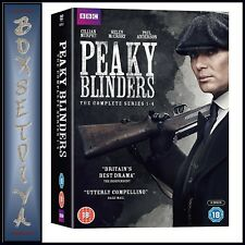 Peaky Blinders The Complete Series 1-4 - DVD Region 2