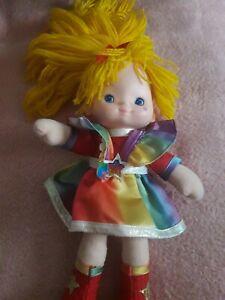 Regina Regenbogen Puppe