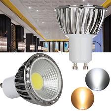 GU10 LED COB Spotlight Lamp Bulb 10W Replace Halogen White Light 110V 220V GL500