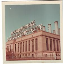 * Vintage Photo of PHILADELPHIA THE ELECTRIC CITY Building 1960's